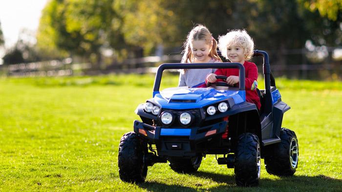 Bästa elbilen till barn