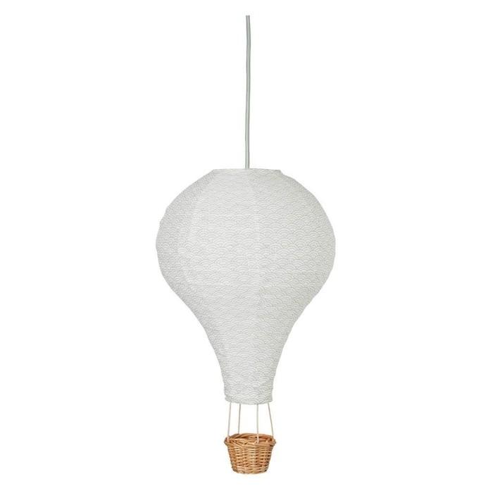 Mellanprodukten: Cam Cam Luftballong Lampa (Grå)