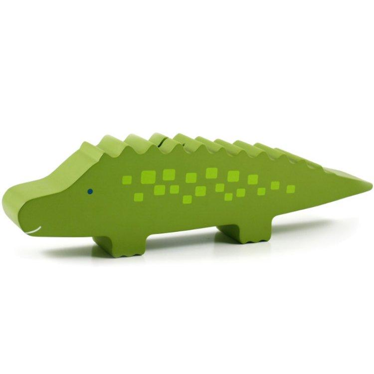 Sparbössa i trä krokodil, Pearhead