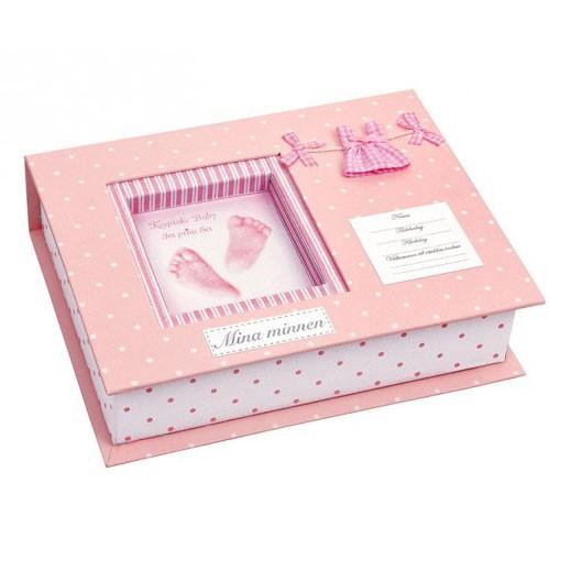Budgetprodukten: Bonde of Sweden - Minnesbox Rosa