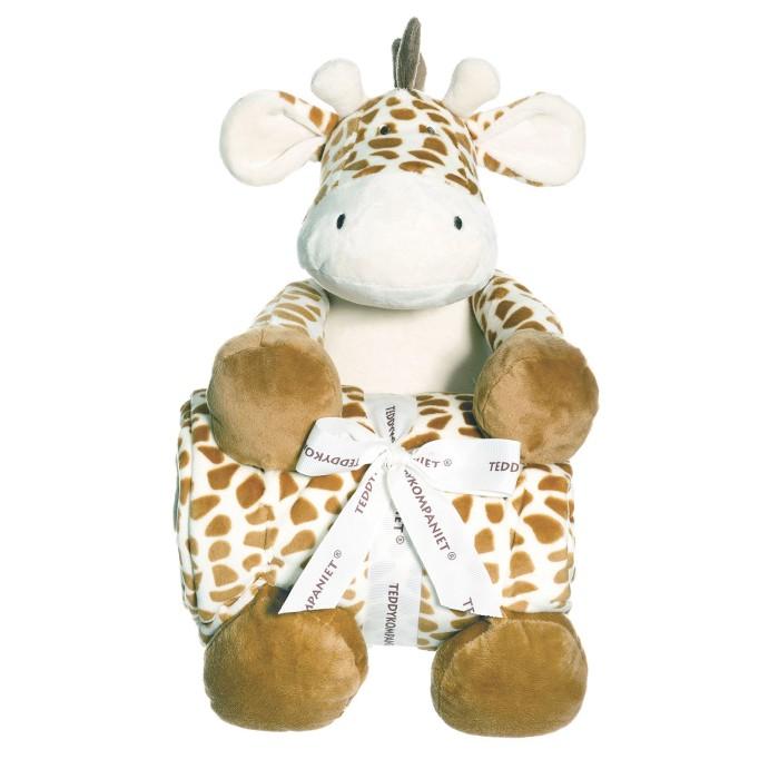 Specialaren: Teddykompaniet Diinglisar med filt (Giraff)