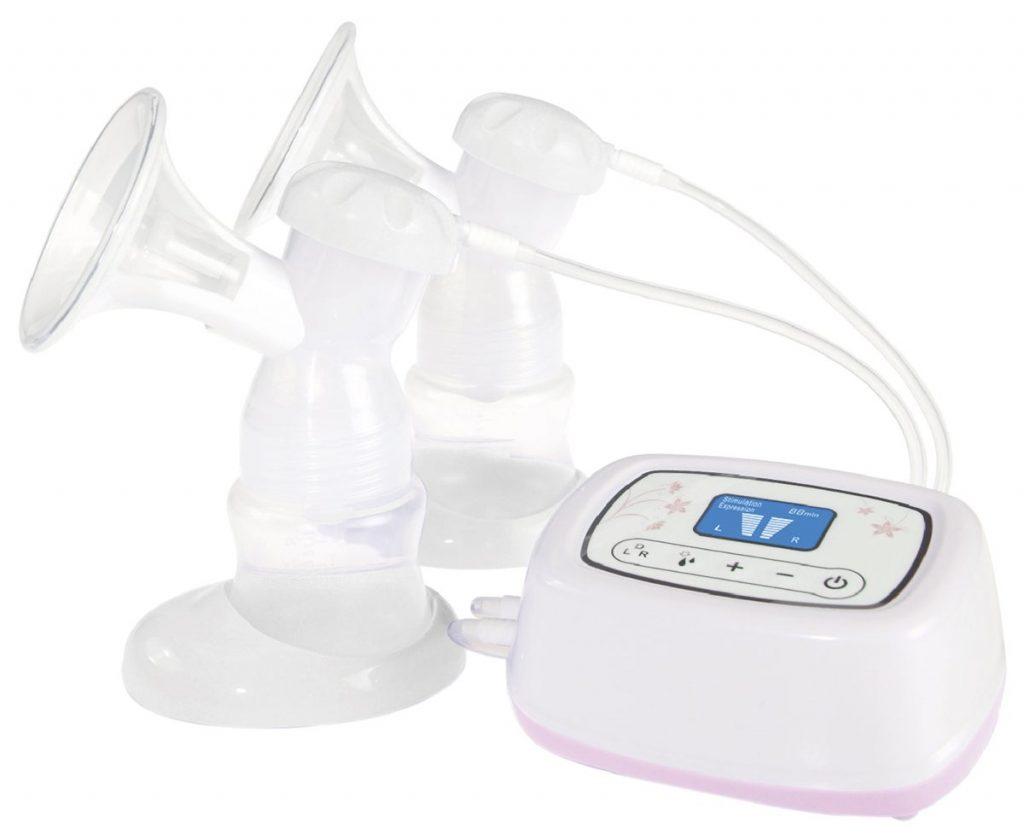 Budgetprodukten: Beemoo Care Elektrisk Bröstpump Dubbel