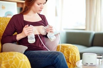 Drömprodukten: Philips Avent Dubbel Elektrisk Bröstpumpl