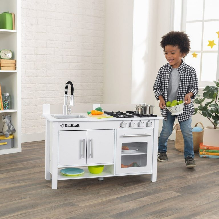 Mellanprodukten: Little Cook Work Station Leksakskök KidKraft