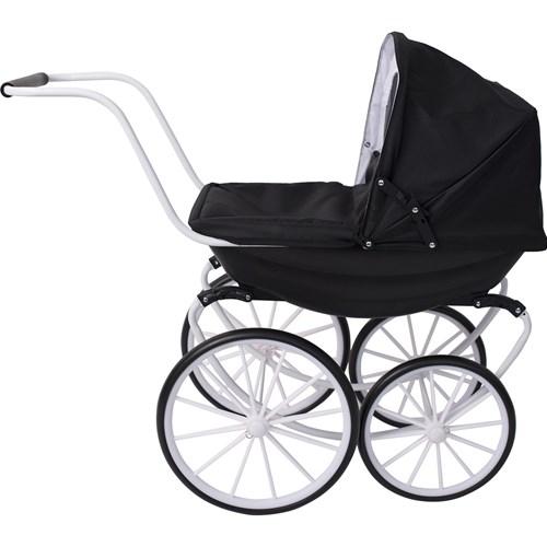 Mellanprodukten: Vintage Barnvagn för docka