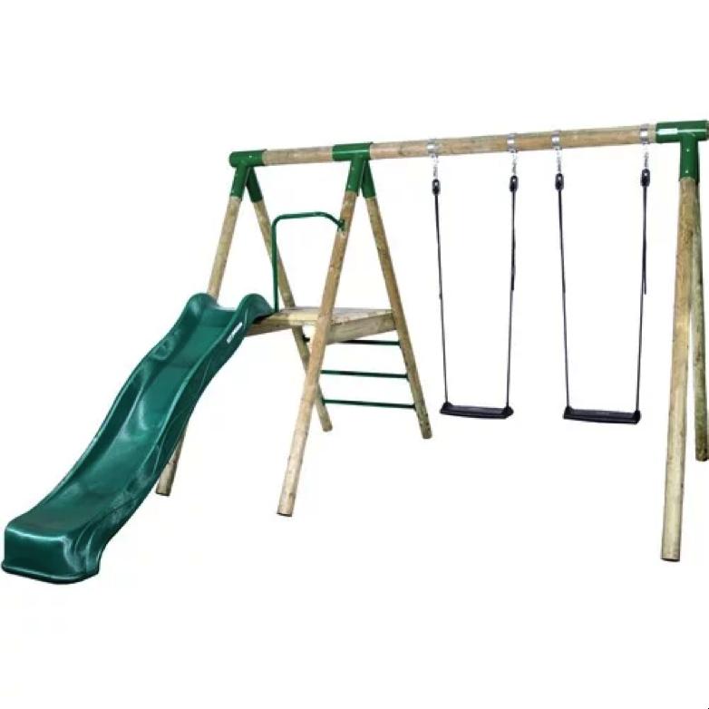 Trägunga, Active Slide