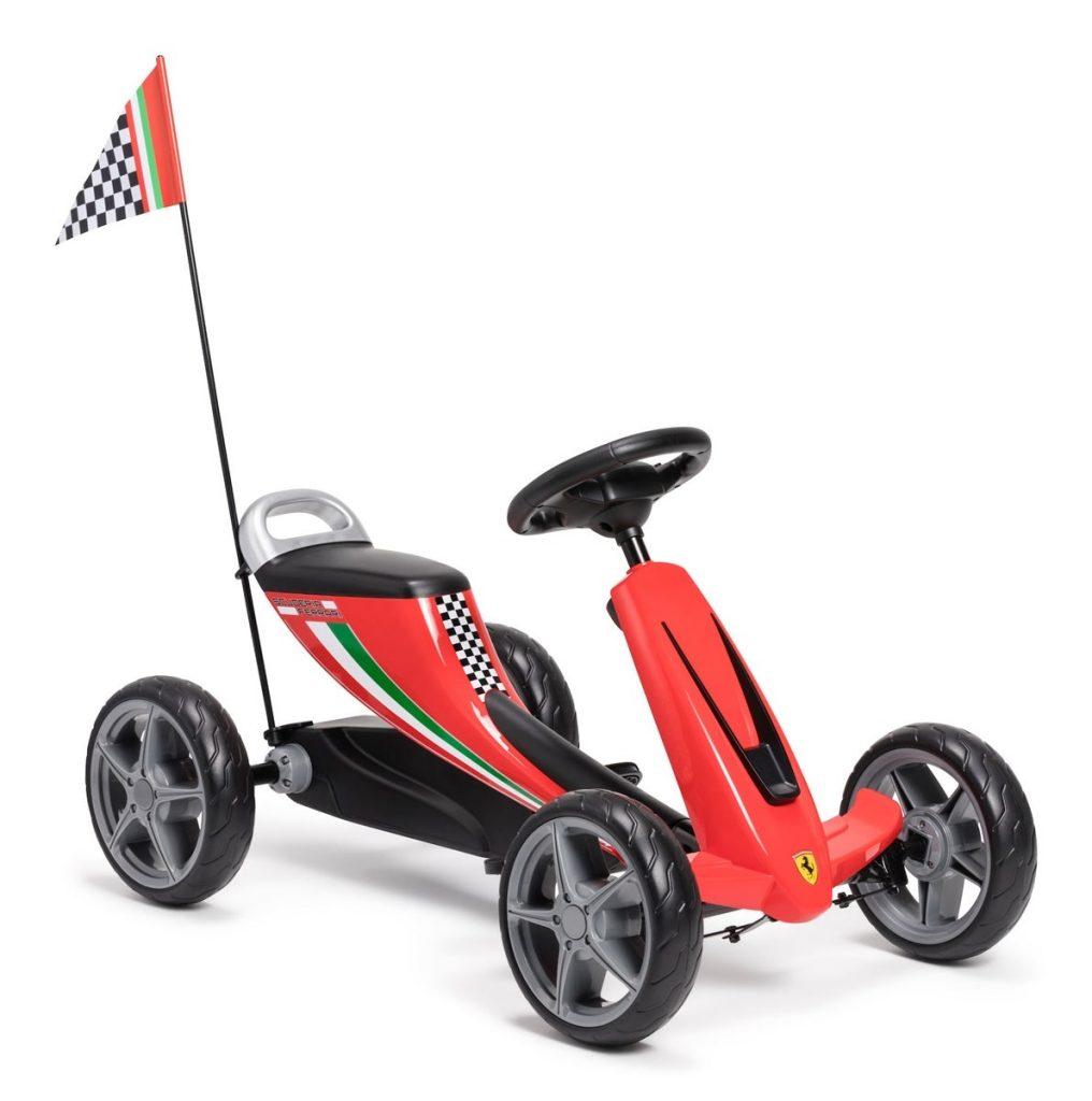 Specialaren: Ferrari Gokart, Röd