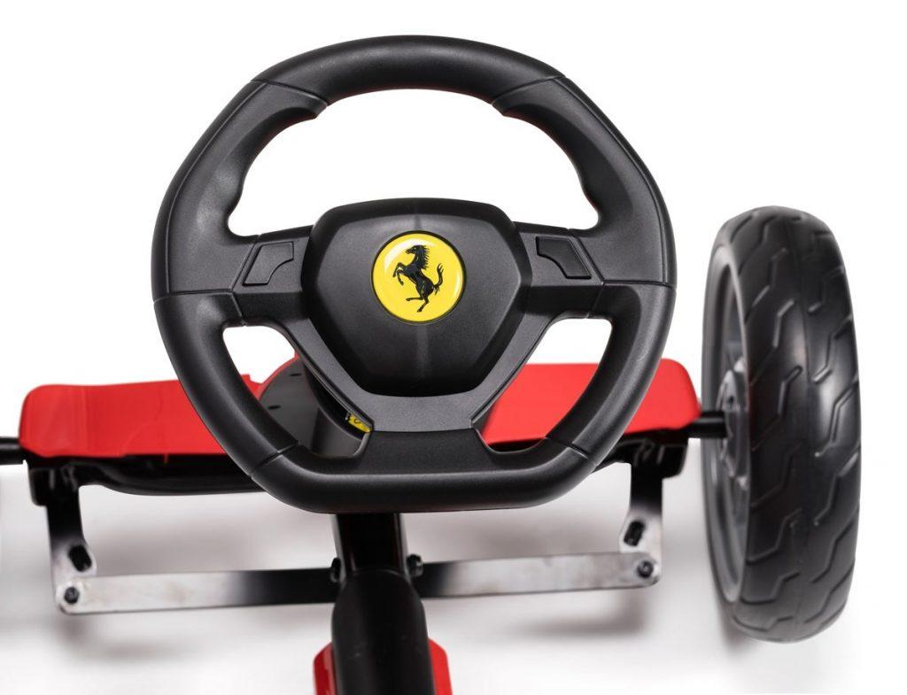 Special: Ferrari Gokart, Röd