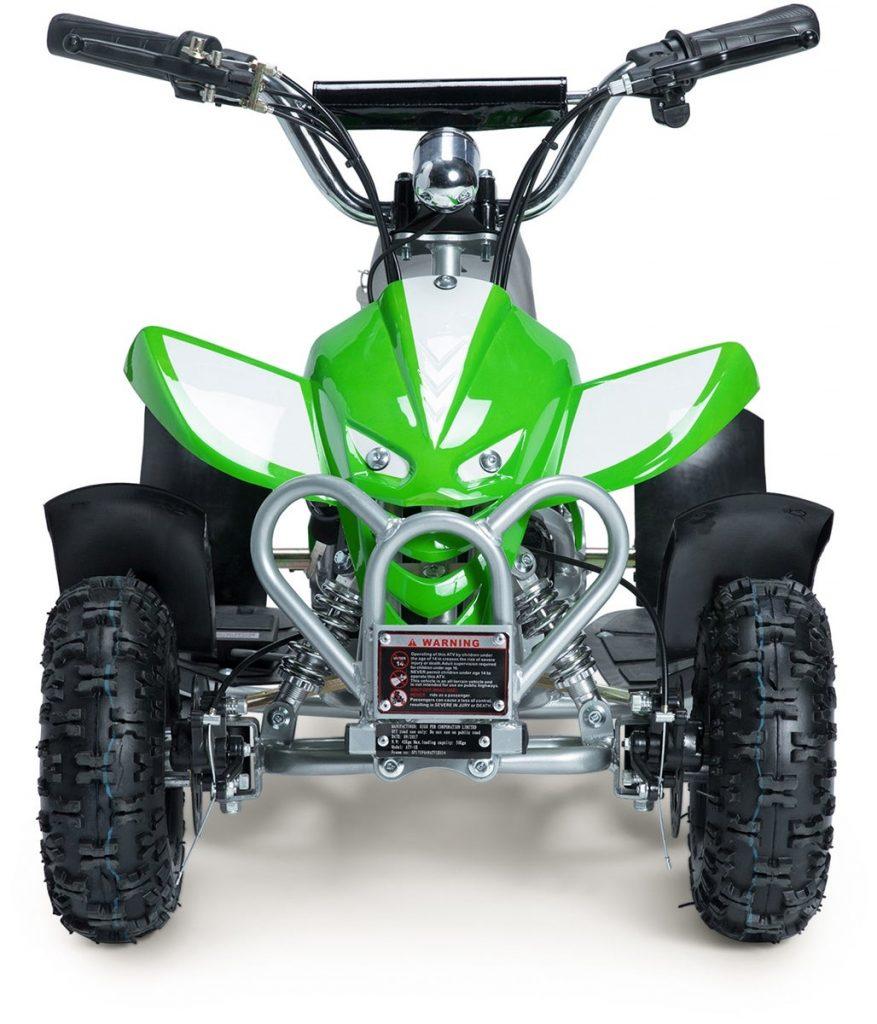 Drömprodukten: Impulse Electric ATV 800W, Grön/Vit