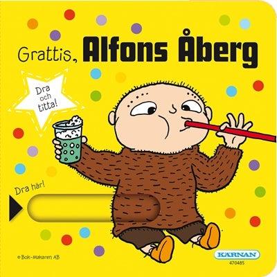 Kärnan Bok Grattis, Alfons Åberg